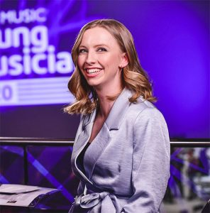 Anna Lapwod - young musician of the year