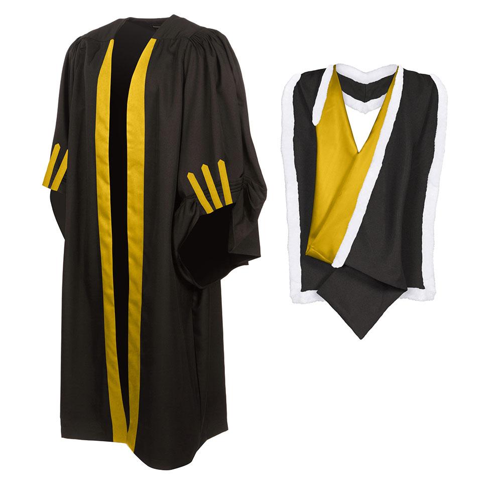 Academic dress - Honorary Fellowship