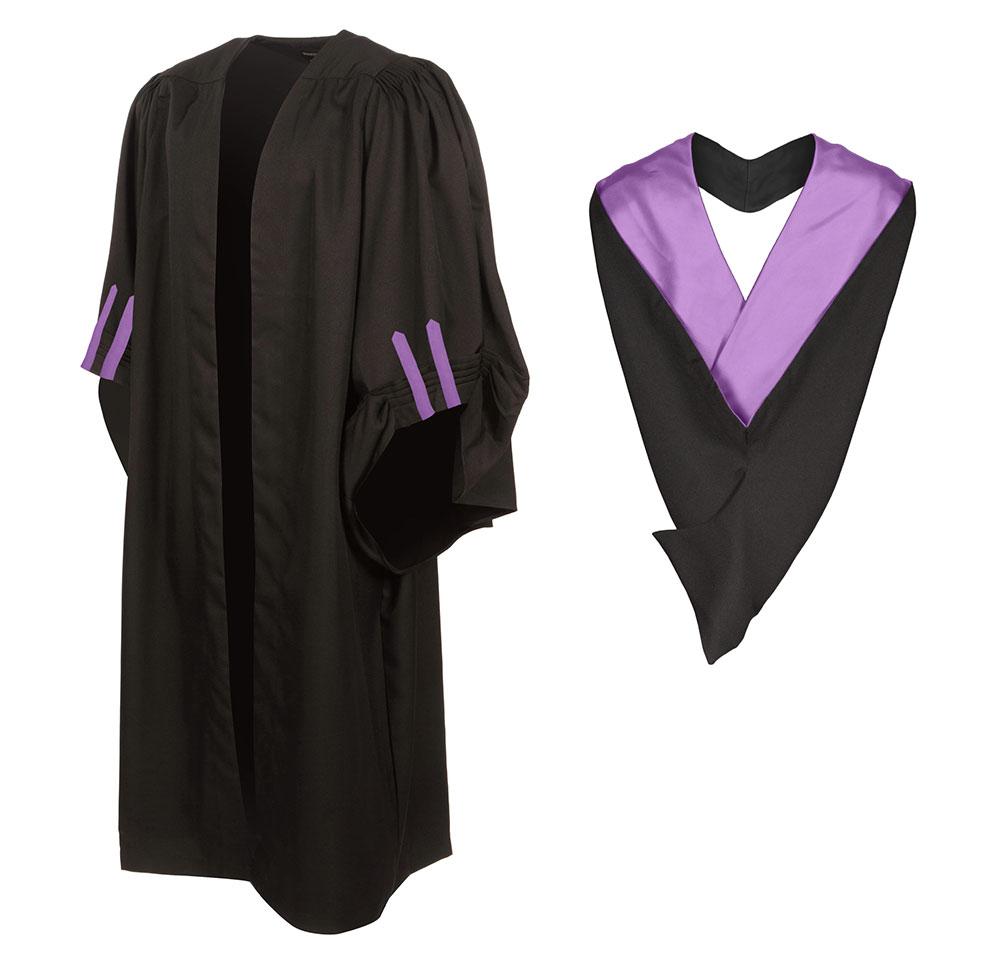 Academic dress - Licentiate